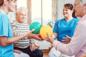 Elder Care O'Fallon, MO: Making Friends as Seniors