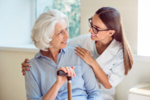 Home Care St. Peters, MO: Seniors and Socializing